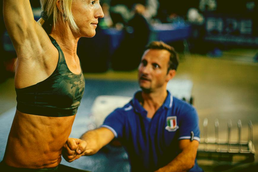 Personal Trainer Master Sport Specialist